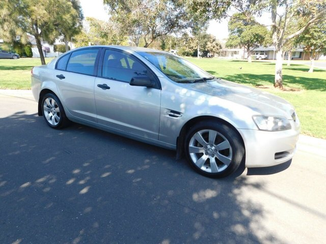 Used Holden Commodore VE Omega, 2006 Holden Commodore VE Omega Silver 4 Speed Automatic Sedan