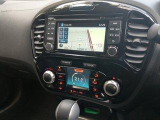 2018 Nissan Juke F15 Series 2 Ti-S X-tronic AWD Gun Metallic 1 Speed Constant Variable Hatchback