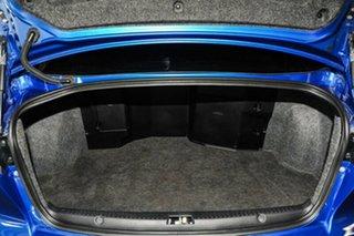 2012 Mitsubishi Lancer CJ MY12 Evolution Blue 5 Speed Manual Sedan