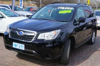 2014 Subaru Forester S4 MY14 2.5i-L Lineartronic AWD Black 6 Speed Constant Variable Wagon.