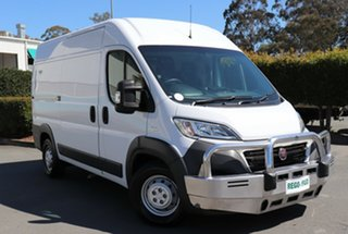 2014 Fiat Ducato MY15 MWB/MID White 6 Speed Manual Van
