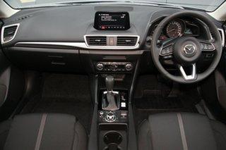 2018 Mazda 3 BN5438 SP25 SKYACTIV-Drive Sonic Silver 6 Speed Sports Automatic Hatchback