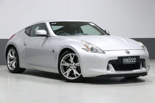 Used Nissan 370Z Z34 MY10 , 2011 Nissan 370Z Z34 MY10 Silver 7 Speed Automatic Coupe
