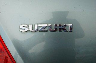 2011 Suzuki Swift FZ GLX Green 4 Speed Automatic Hatchback