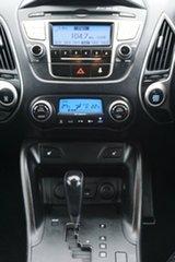 2010 Hyundai ix35 LM Highlander AWD Red 6 Speed Sports Automatic Wagon