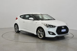 2016 Hyundai Veloster FS4 Series II SR Coupe D-CT Turbo Storm Trooper 7 Speed.