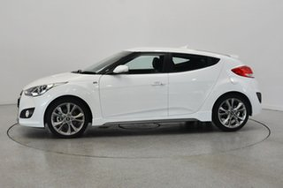 2016 Hyundai Veloster FS4 Series II SR Coupe D-CT Turbo Storm Trooper 7 Speed