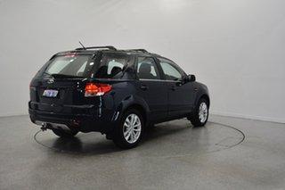 2012 Ford Territory SZ TS Seq Sport Shift Blue 6 Speed Sports Automatic Wagon.
