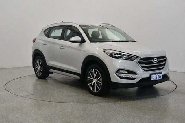Used Hyundai Tucson TL MY17 Active X 2WD, 2016 Hyundai Tucson TL MY17 Active X 2WD Silver 6 Speed Sports Automatic Wagon