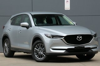 2017 Mazda CX-5 KF4W2A Touring SKYACTIV-Drive i-ACTIV AWD Sonic Silver 6 Speed Sports Automatic.