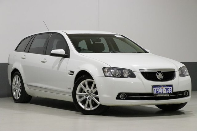 Used Holden Calais VE II , 2011 Holden Calais VE II White 6 Speed Automatic Sportswagon