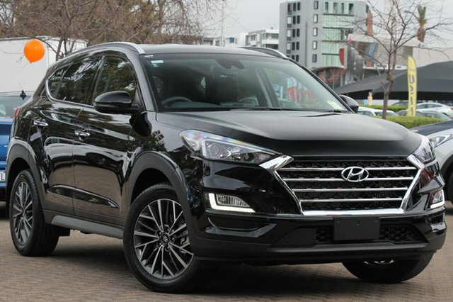 New Hyundai Tucson TL3 MY20 Elite 2WD, 2019 Hyundai Tucson TL3 MY20 Elite 2WD Phantom Black 6 Speed Automatic Wagon