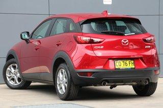 2018 Mazda CX-3 DK2W7A Maxx SKYACTIV-Drive Soul Red 6 Speed Sports Automatic Wagon.