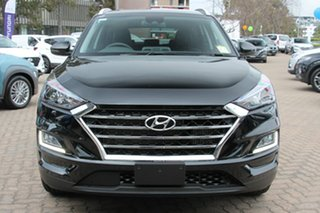 2018 Hyundai Tucson TL3 MY19 Elite 2WD Phantom Black 6 Speed Automatic Wagon