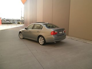 2006 BMW 3 Series E90 325i Steptronic Ice Green 6 Speed Sports Automatic Sedan