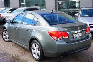 2012 Holden Cruze JH Series II MY SRi-V Grey 6 Speed Manual Sedan.