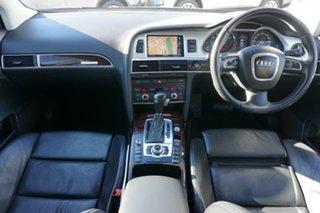 2008 Audi A6 4F MY09 Tiptronic Quattro Black 6 Speed Sports Automatic Sedan