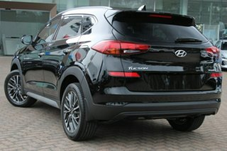 2020 Hyundai Tucson TL3 MY21 Elite 2WD Phantom Black 6 Speed Automatic Wagon.