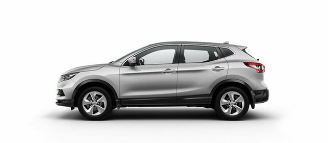Demo Nissan Qashqai J11 Series 2 ST X-tronic, 2018 Nissan Qashqai J11 Series 2 ST X-tronic Platinum 1 Speed Constant Variable Wagon