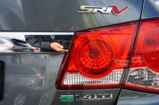 2012 Holden Cruze JH Series II MY SRi-V Grey 6 Speed Manual Sedan