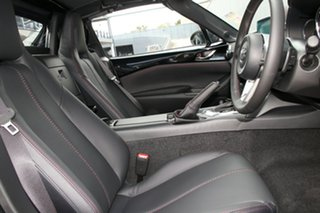2018 Mazda MX-5 ND GT RF SKYACTIV-Drive Jet Black 6 Speed Sports Automatic Targa
