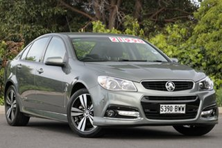 2014 Holden Commodore VF MY14 SV6 Storm Prussian Steel 6 Speed Sports Automatic Sedan.