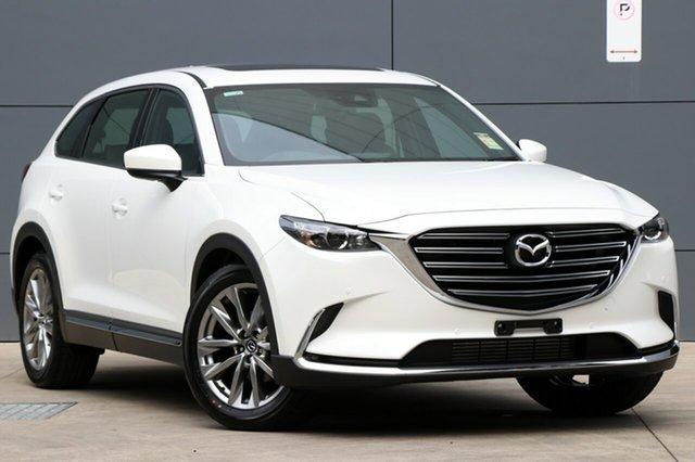 New Mazda CX-9 TC GT SKYACTIV-Drive, 2018 Mazda CX-9 TC GT SKYACTIV-Drive Snowflake White 6 Speed Sports Automatic Wagon