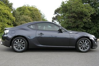 2013 Toyota 86 ZN6 GT Tornado Grey 6 Speed Manual Coupe