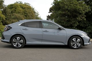 2017 Honda Civic 10th Gen MY17 VTi-L Sonic Grey 1 Speed Constant Variable Hatchback