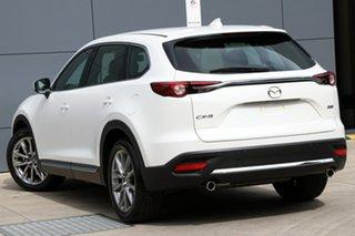 2018 Mazda CX-9 TC GT SKYACTIV-Drive Snowflake White 6 Speed Sports Automatic Wagon.