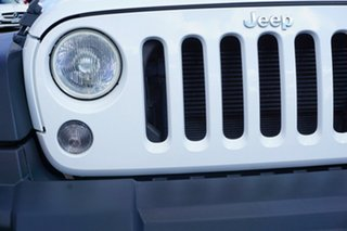 2016 Jeep Wrangler JK MY2016 Unlimited Sport White 5 Speed Automatic Softtop