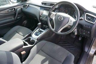 2014 Nissan Qashqai J11 ST Truffle Bronze 1 Speed Constant Variable Wagon