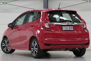 2018 Honda Jazz GF MY18 VTi-L Rallye Red 1 Speed Constant Variable Hatchback.