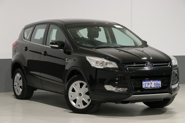 Used Ford Kuga TF Ambiente (AWD), 2014 Ford Kuga TF Ambiente (AWD) Black 6 Speed Automatic Wagon