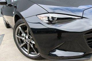 2018 Mazda MX-5 ND GT RF SKYACTIV-Drive Jet Black 6 Speed Sports Automatic Targa.
