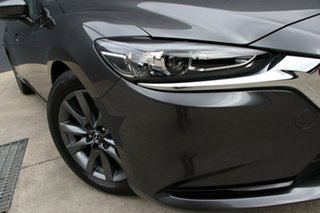 2018 Mazda 6 GL1032 Sport SKYACTIV-Drive Machine Grey 6 Speed Sports Automatic Sedan.