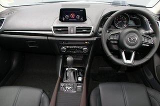2018 Mazda 3 BN5238 SP25 SKYACTIV-Drive Astina Machine Grey 6 Speed Sports Automatic Sedan