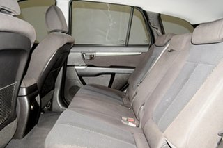 2010 Hyundai Santa Fe CM MY10 Elite Black 6 Speed Sports Automatic Wagon
