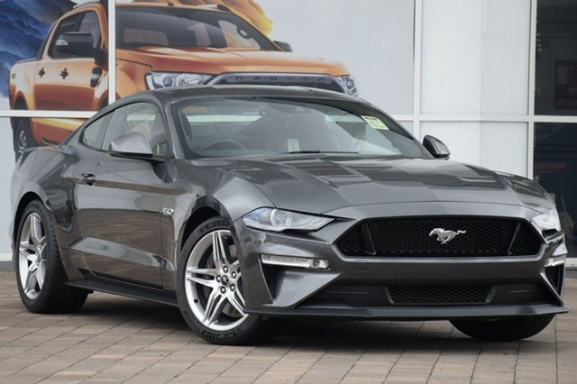 New Ford Mustang FN MY18 GT Fastback, 2018 Ford Mustang FN MY18 GT Fastback Magnetic 6 Speed Manual Fastback