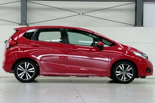 2018 Honda Jazz GF MY18 VTi-L Rallye Red 1 Speed Constant Variable Hatchback