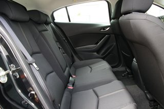 2018 Mazda 3 BN5438 SP25 SKYACTIV-Drive Jet Black 6 Speed Sports Automatic Hatchback