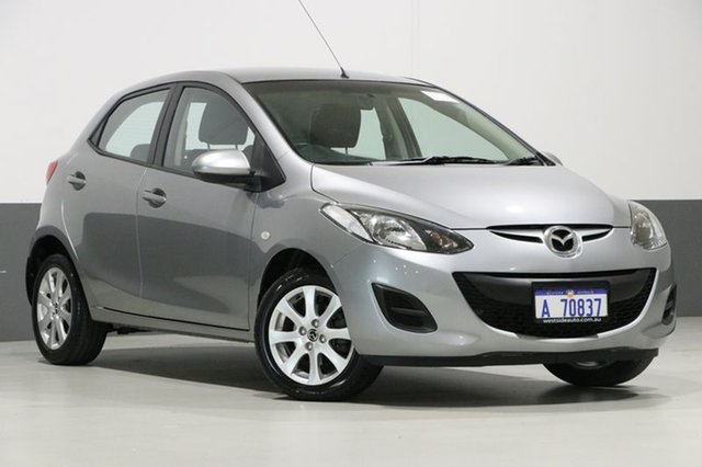 Used Mazda 2 DE MY14 Neo Sport, 2014 Mazda 2 DE MY14 Neo Sport Silver 4 Speed Automatic Hatchback