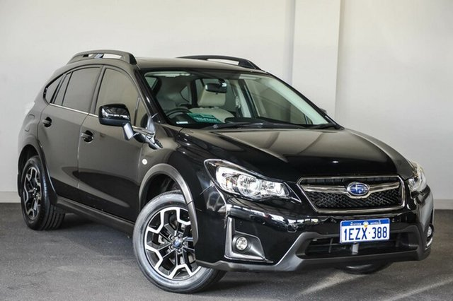 Used Subaru XV G4X MY16 2.0i-L Lineartronic AWD, 2015 Subaru XV G4X MY16 2.0i-L Lineartronic AWD Black 6 Speed Constant Variable Wagon