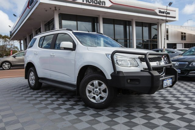 Used Holden Colorado 7 RG MY15 LT, 2015 Holden Colorado 7 RG MY15 LT White 6 Speed Sports Automatic Wagon