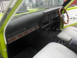 1972 Ford Falcon XY 500 Green 4 Speed Manual Utility