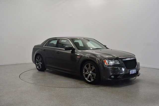 Used Chrysler 300 LX MY14 SRT-8, 2014 Chrysler 300 LX MY14 SRT-8 Grey 5 Speed Sports Automatic Sedan