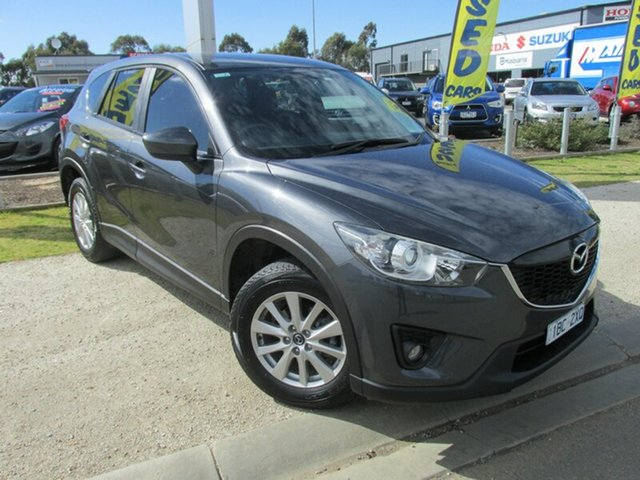 Used Mazda CX-5 KE1031 MY14 Maxx SKYACTIV-Drive AWD Sport, 2014 Mazda CX-5 KE1031 MY14 Maxx SKYACTIV-Drive AWD Sport Grey 6 Speed Sports Automatic Wagon