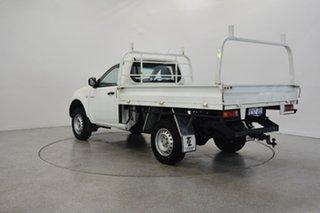 2015 Mitsubishi Triton MN MY15 GLX 4x2 White 4 Speed Sports Automatic Cab Chassis