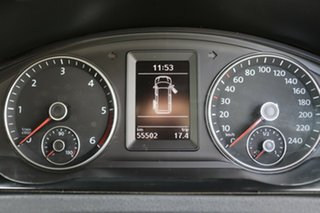 2014 Volkswagen Multivan T5 MY14 TDI340 DSG Comfortline White 7 Speed Sports Automatic Dual Clutch.