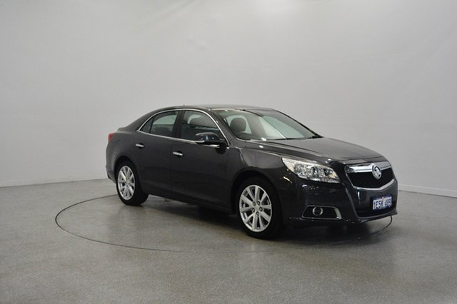 Used Holden Malibu V300 MY15 CDX, 2015 Holden Malibu V300 MY15 CDX White 6 Speed Sports Automatic Sedan